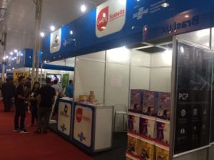 Stand Gekril na Expo Construir 2016