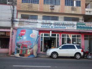 Gekril e loja São Silvano em Colatina