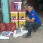Feirão gekril na loja Santa Fé em Cachoeiro de Itapemirim