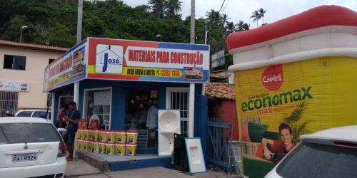 Feirão Gekril na Bahia