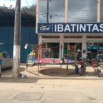Feirão Gekril Tintas em Ibatiba