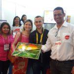 Gekril e parceiros na Expo Construções 2016