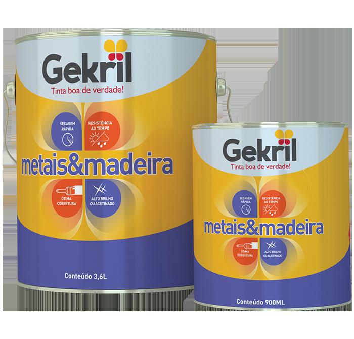 Gekril Metais & Madeira