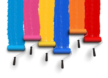 Linha completa para pintar de sua casa ou escritório