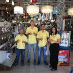 Feirão Gekril na loja Rede Construir - De Angeli's