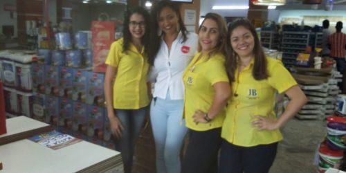Feirão Gekril na loja JB em Guarapari