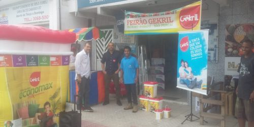 Feirão Gekril na loja Multikasa
